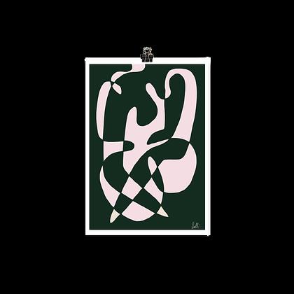Grace 1 (dark green)
