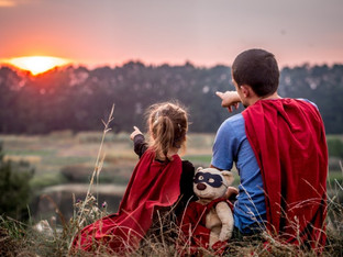 Parents on a Hero's Journey