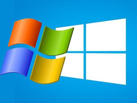 Passez de Windows 7, 8 à Windows 10 avant le 14 janvier...