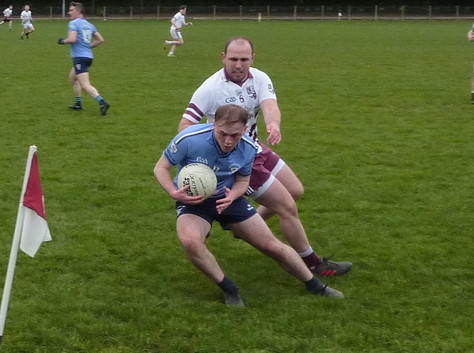 Goals the difference between Ballinagore and Shandonagh