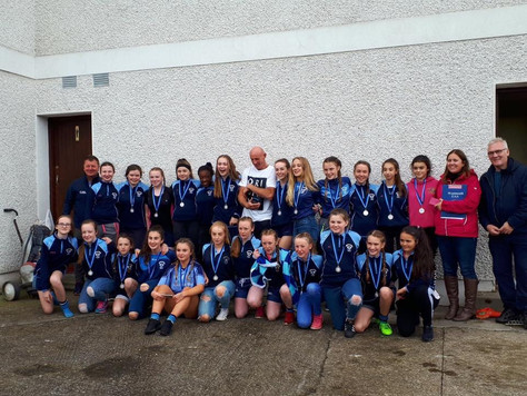 U-14 Girls Shield Final