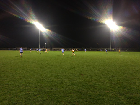 Downs take points in much improved Shandonagh performance