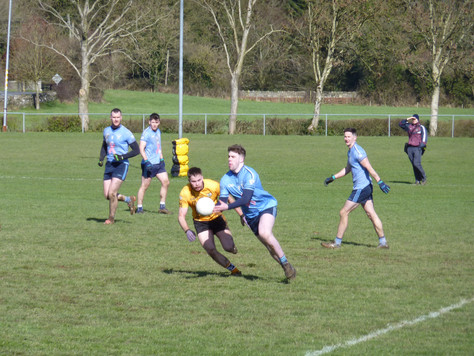 Rosemount come out on top in second round of ACFL Division 1 clash