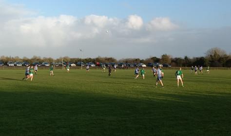 Shandonagh senior team off to good start in ACFL Division 1