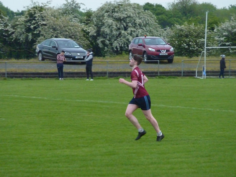 Seniors comfortably overcome St Lomans with hard work in ACFL Div.1