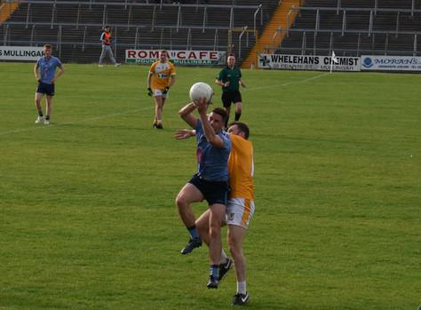 Shandonagh overcome Killucan in second round of senior football championship