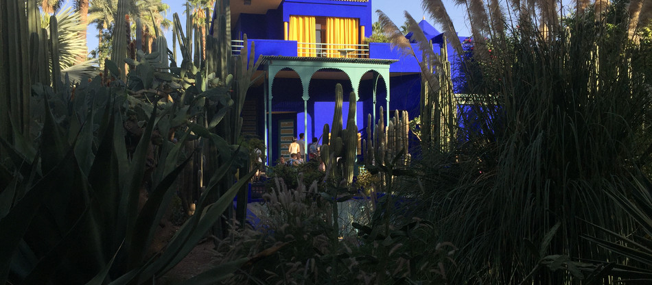 Two Days in Marrakesh, Morocco