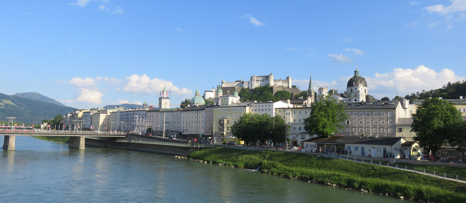 Salzburg and Its Wonderful Day Trips