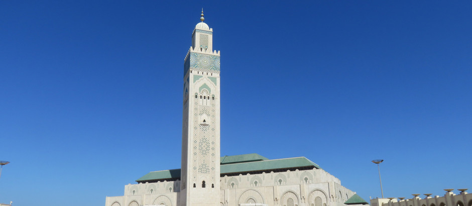Play It Again, Sam...Two Days in Casablanca, Morocco
