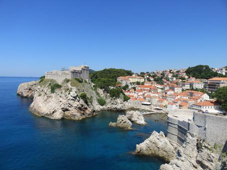 "Dubrovnik--""Pearl of the Adriatic"""