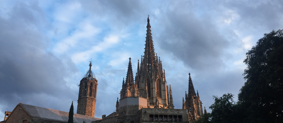 Barcelona--No Longer a Sleepy Village