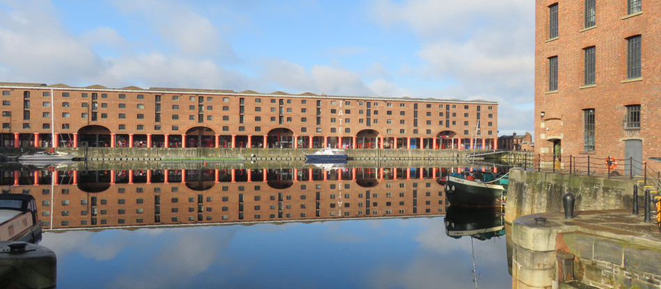 48 Hours in Liverpool and Chester, England