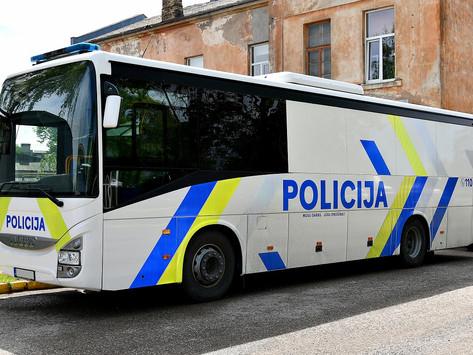Valsts Policijas sadarbība ar Alkom-Trans