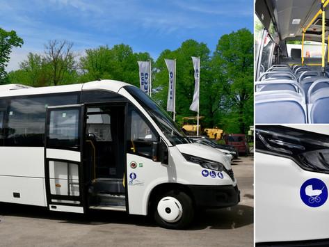 """""""Iveco"""" autobusi, kas ir īpaši piemēroti Latvijas apstākļiem, meklē jaunus servisa partnerus"""