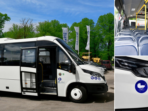 Iveco buses, which are especially suitable for Latvian conditions, are looking for service partners