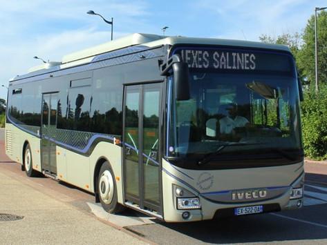 IVECO BUS jaunumi - ilgtspējīgas mobilitātes risinājums