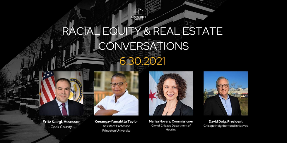 Racial Equity & Real Estate Conversations