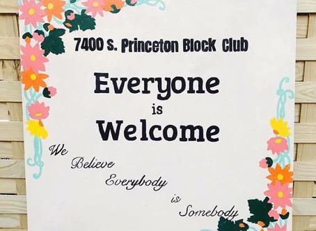 Want a New Block Club Sign?