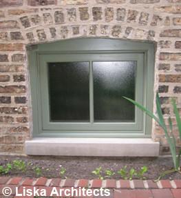 ©Liska Architects - Laminated Glass Window