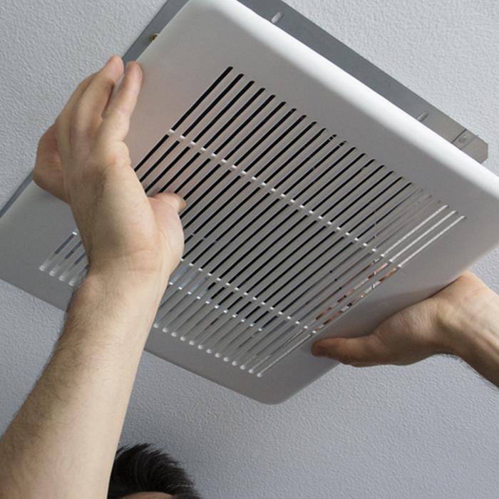Plenty of ventilation