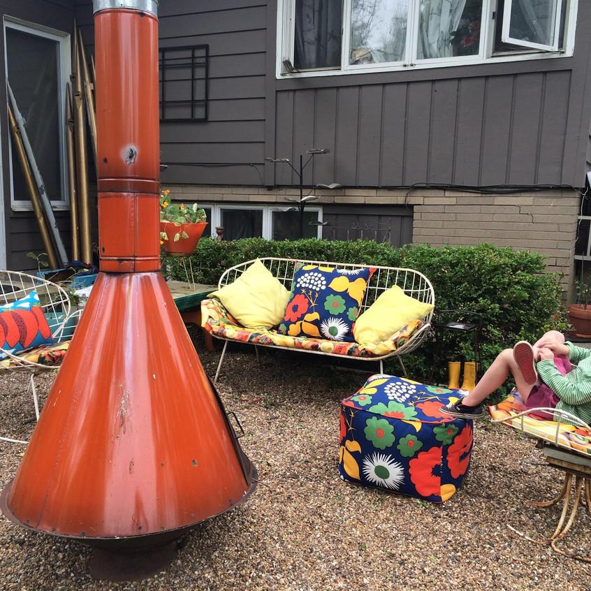 Presto! A long-lasting patio!
