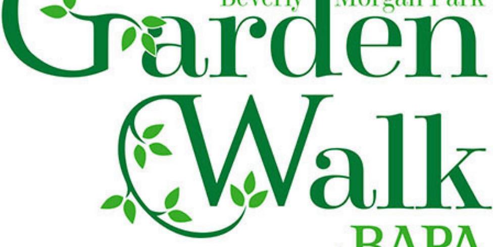 BAPA Garden Walk 2021