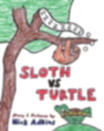 Sloth VS Turtle
