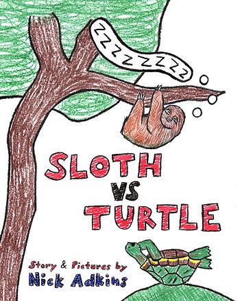 Sloth VS Turtle