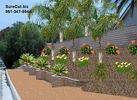 Slope Landscpe Design