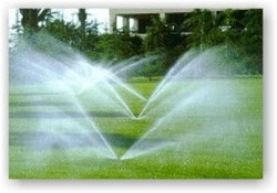 Sprinkler Installation