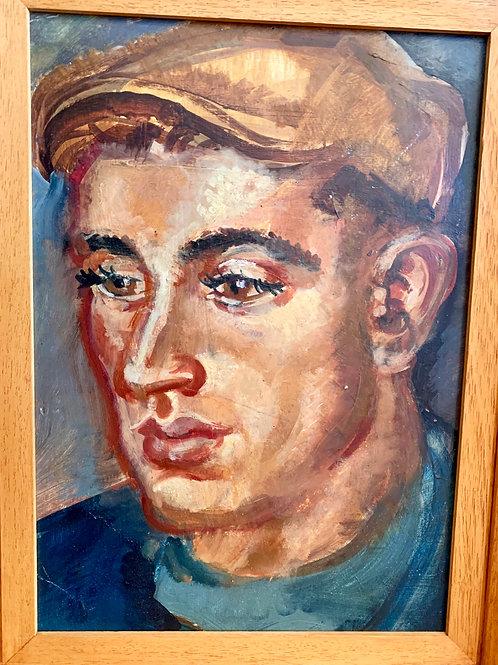 Young Man Portrait.