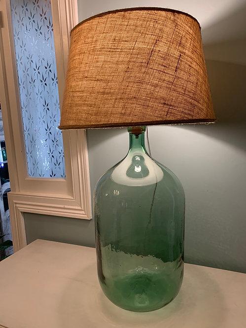 Demijohn Bottle Lamp