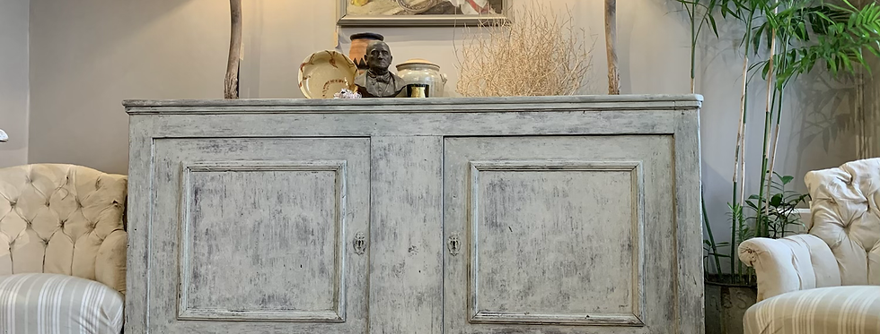 Directoire Buffet with Washed Patina