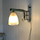 Thumbnail: Original Scissor Arm Lamp