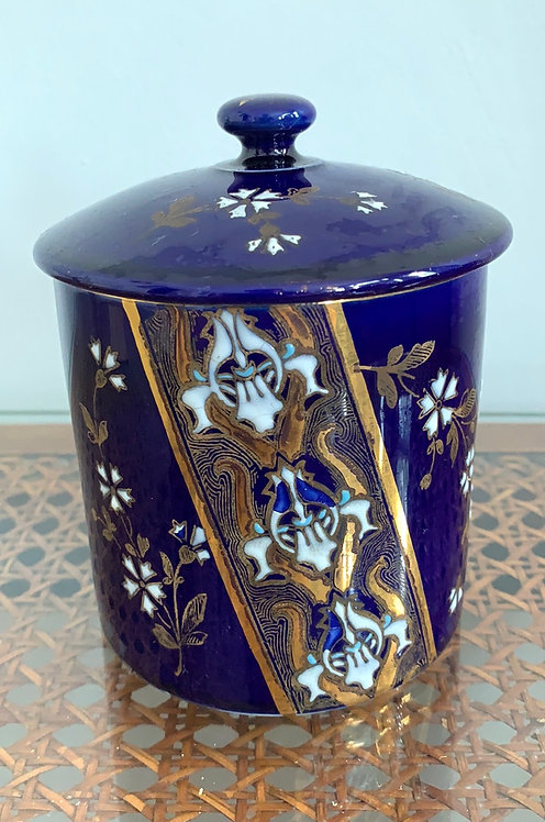 Royal Blue Canister