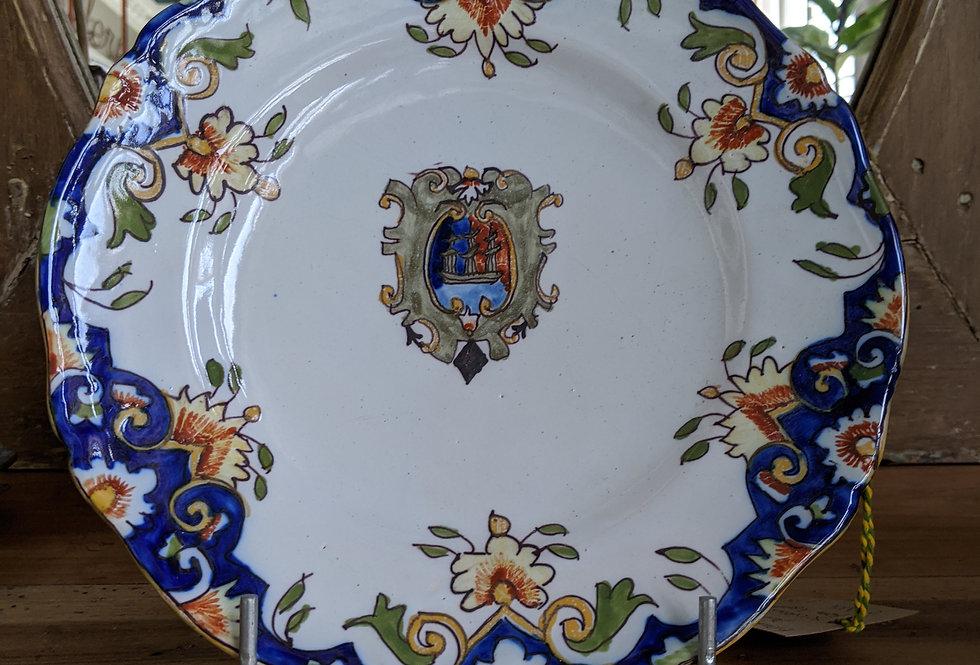Antique Decorative Plate