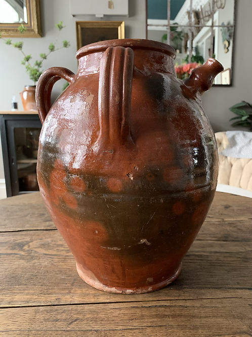 Large 18th century water pourer