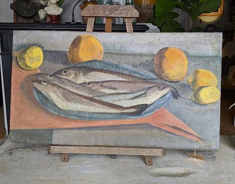 Fish & Lemons.