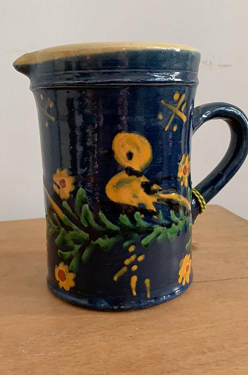 Wine pitcher w/ Bird motif