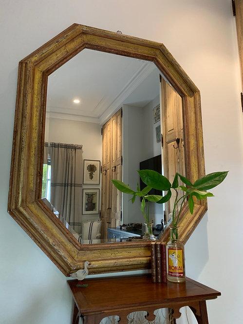 18th Century Octagonal Mirror