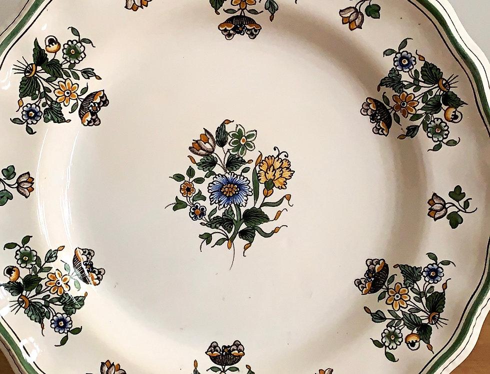 Wildflower Serving Plate