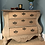 Thumbnail: Serpintine Oak Commode