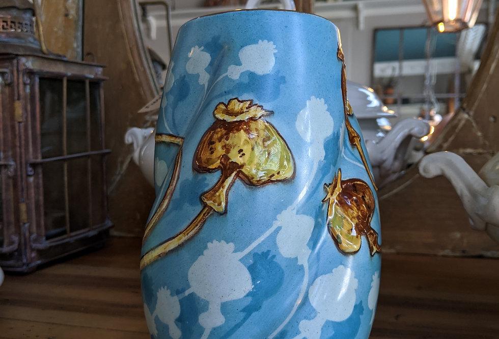 Vallauris Poppy Vase