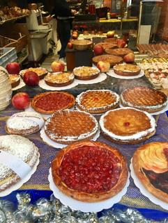 Incredible tarts