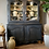 Thumbnail: Painted Oak Provincial Cabinet