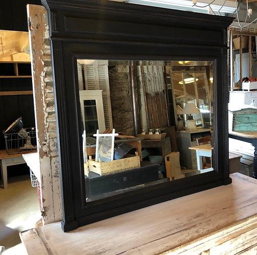 Black Mantle Mirror