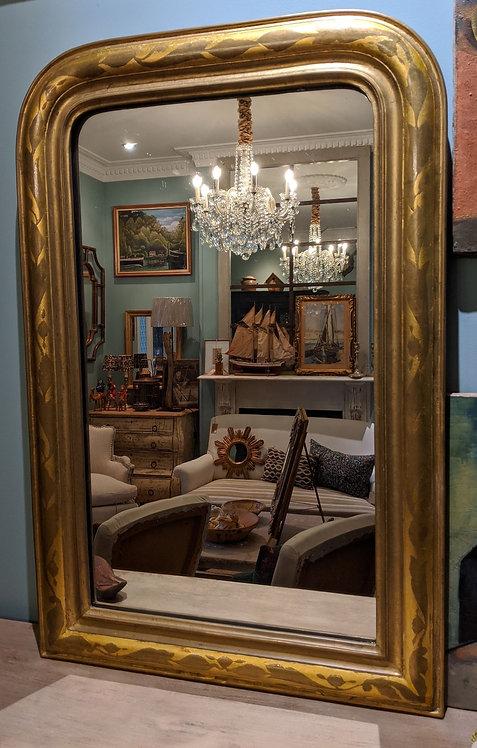 Louis Philippe Salon Mirror