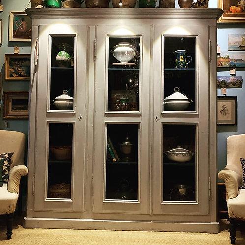 3 Door Pharmacy Cabinet