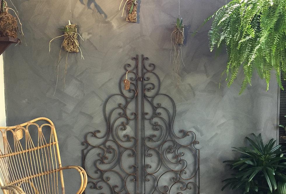 Pair Salon Gates