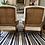 Thumbnail: Deep Napoleon Armchairs
